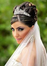 Coiffure Mariage Diademe Voile Maquillage Mariage