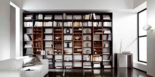 ... Amazing Contemporary Bookcase Contemporary White Bookcase Huge Brown  Bookcase: astounding contemporary bookcase ...