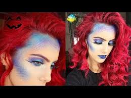 d red hair red eyeshadow makeup tutorial mermaid makeup tutorial ft nyx avant pop palette melissa alatorre you