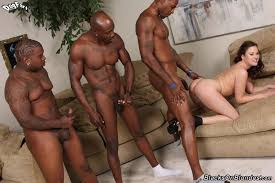 Wesley pipes gangbang ebony