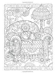Stress Relief Coloring Pages Pdf Print Out For Adults Page Anti