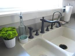 old white porcelain kitchen sink bathroom for sale with drainboard