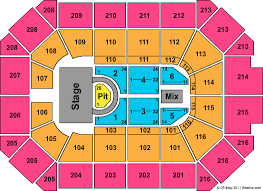 Aragon Seating Chart Cheap Allstate Arena Tickets