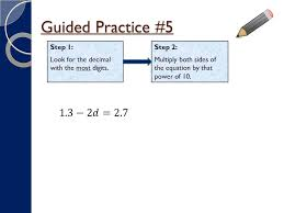 guided practice 5 1 3 2𝑑 2 7 step 1