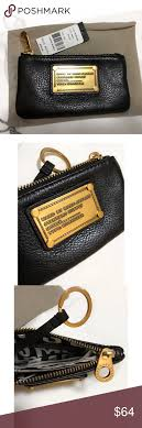 MARC BY MARC JACOBS 'Classic Q' Key Pouch Marc by Marc Jacobs Key Pouch  Brand New With Tags Comes with Storage Pouch Price is FIRM Marc By Marc  Jacobs ...