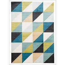 image of geometric rug pattern grey image modern rugs crochet pattern geometric rug kitchen rug