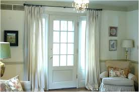 window covering ideas for glass front doors get front door side window curtains side light