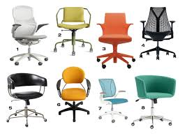 modern task chair. 8 Modern Task Chairs Chair A