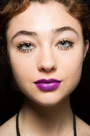 best makeup trends looks nyfw spring fall winter 2016 2016 bold lips eyes shadows wild sp eyebrows