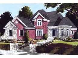 mt vernon traditional home house plan
