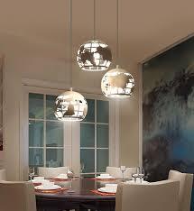 modern hanging lights for dining room industrial pendant light led