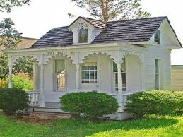 Mesmerizing Tiny Victorian House Plans Photos  Best Inspiration Victorian Cottage Plans