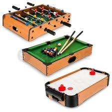 table zwoosh ball. wooden table top mini deluxe kids children pool play set cues balls snooker game zwoosh ball