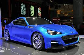 TRD Supercharged Scion FRS | Car Rolodex