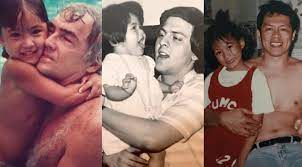 We're following bea alonzo up and down a hotel hallway like a dolly crew on a movie set. Female Celebs Share Touching Throwback Pics To Honor Their Fathers Latest Chika