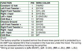 wiring diagram wire color 2007 jeep wrangler speaker colors code
