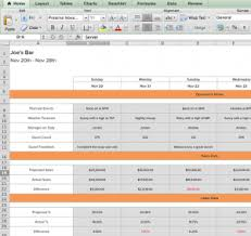 Restaurant Manager Log Book Template For Excel 7shifts