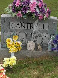 Edgar Cantrell (1932-2004) - Find A Grave Memorial
