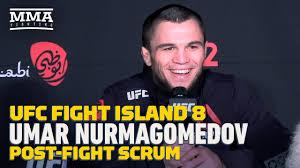 8: Umar Nurmagomedov Says UFC Debut ...
