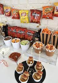 Snack without limits this afternoon with your favorite bagel bites. Best Graduation Party Food Ideas Best Grad Open House Food Decor Gift