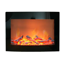 wall hanging electric fireplace reviews napoleon mount 25 fireplaces heater