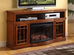dwyer electric fireplace entertainment center in burnished pecan mtvsc2513sbp