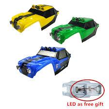 HBX12891 Car Shell <b>Remote Control Model</b> Car Shell w LED Parts ...