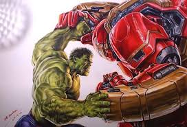 See more ideas about hulkbuster, repainting, hulk. How To Draw Hulk Vs Hulkbuster From Avengers Age Of Ultron