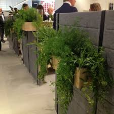 office planter. Buzzifelt With Forest Cutout Planter Boxes On Office Screens