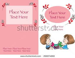 kids book cover design with pink background
