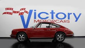 Shop our wide range of porsche 911 tire sizes to find the right tire today. 1970 Used Porsche 911 T At Victory Motorcars Serving Houston Tx Iid 12408039