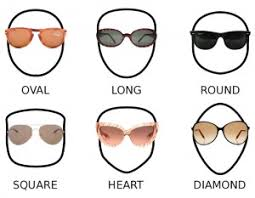 A Guide to Sunglasses and Face Shapes