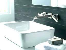 bathtub wall mount faucet vanities vanity mounted bathroom faucets fancy waterfall wa