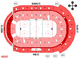 Barrie Colts Arena Seating Chart London Knights Vs Barrie Colts Budweiser Gardens