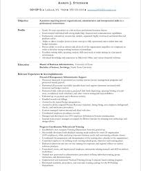 Resume Resume Objective For Executive Assistant Best Inspiration