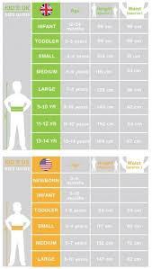 Rubies Costume Size Chart Rubies Costume Size Chart
