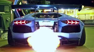 Watch Liberty Walk's Lamborghini Aventador Breathe Fire – News ...