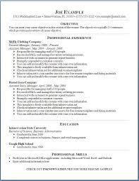 Online Resume Examples Jmckell Com