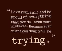Quotes Love Yourself Stunning Quotes About Loving Yourself 48 Images Scone Quotes Collections