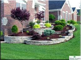 backyard landscape designs. Designing Landscape Awesome Design Ideas Front Of House 7 Yard Landscaping Backyard . Designs