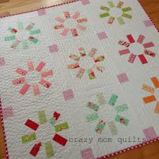 187 best crazy mom quilts images on Pinterest | Jellyroll quilts ... & crazy mom quilts: waiting quilt - made using a 2.5