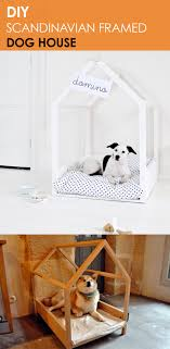 dog bed ideas. Contemporary Dog DIY Doghouse Frame Bed Inside Dog Ideas A