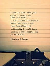 Beautiful Ruins Quotes Best Of An Oldie About People Who Don't Exist Marisa B Crane Pinterest