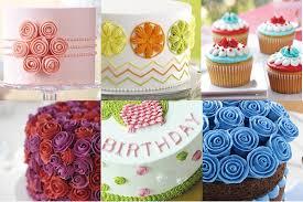 The Wilton Method Of Cake Decorating Course 1 3 Almondsnvanilla