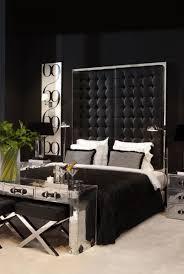Casa Padrino Luxus Hotel Bett Kopfteil Schwarz 180 X H 180 Cm