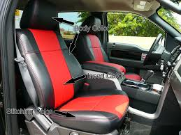 f150 leather seat cover guide