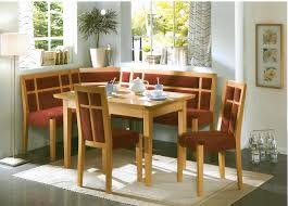 Decorating Cozy Dining Room Furniture With Outstanding Corner ...