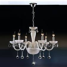 chandelier breathtaking modern white chandelier modern crystal chandeliers white chandeliers with crystal and silver metal