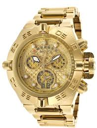 25 best ideas about mens gold watches chronograph invicta men s subaqua chronograph gold 18k menswatch for those nights when you gotta floss