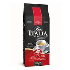 <b>Кофе</b> в <b>зернах SAQUELLA</b> BAR ITALIA Gran Crema 500 гр ...